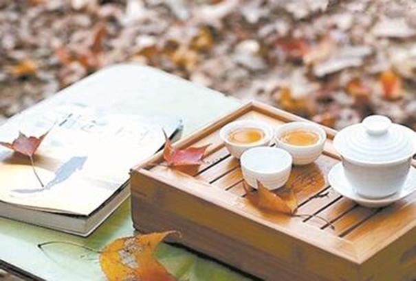 茶与书相爱,不是一场意外