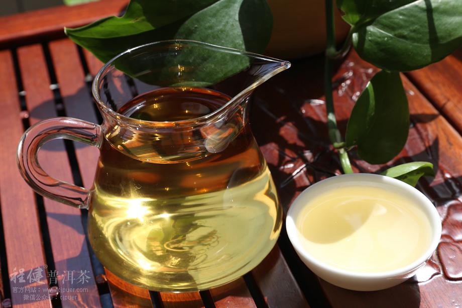 临沧茶区-程健・永德松林村鲁家寨,金竹林,黄泡寨古树纯料生茶