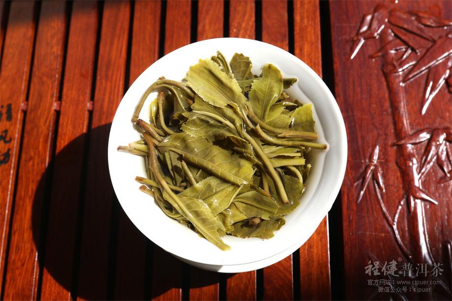 临沧茶区-程健・双江勐库那焦古树纯料普洱生茶